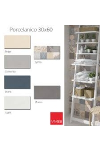 Gres porcelanico ALPHA 30x60. Vives